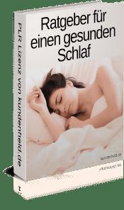 Ratgeber für einen gesunden Schlaf
