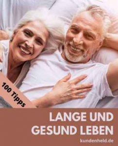 Lange und gesund leben - PLR ebook